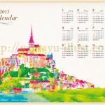2013年のカレンダー  第2弾