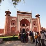 india 4 世界一美しいお墓 タージマハル