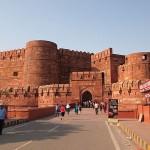 india5-アグラ城とアグラのまち