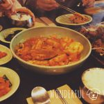 韓国料理のSuraへ♥️