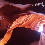 USA①-Lower Antelope Canyonへ!₍₍ (ง ˙ω˙)ว ⁾⁾